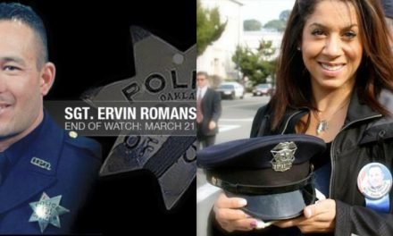 Profiles In Courage – Nicole Romans – Hall, Remembering Police Sgt. Ervin Romans E.O.W. 03-21-09