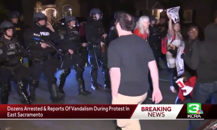 80 arrested protesting Stephon Clark ruling – including a reporter