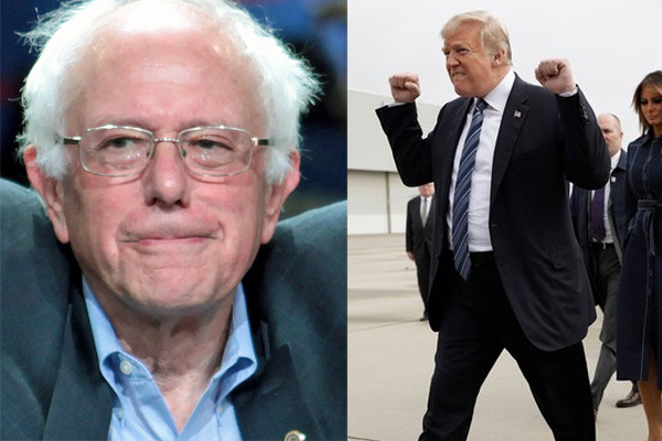 Sanders Demands Collusion Report While Feds Start Investigating HIM For Collusion
