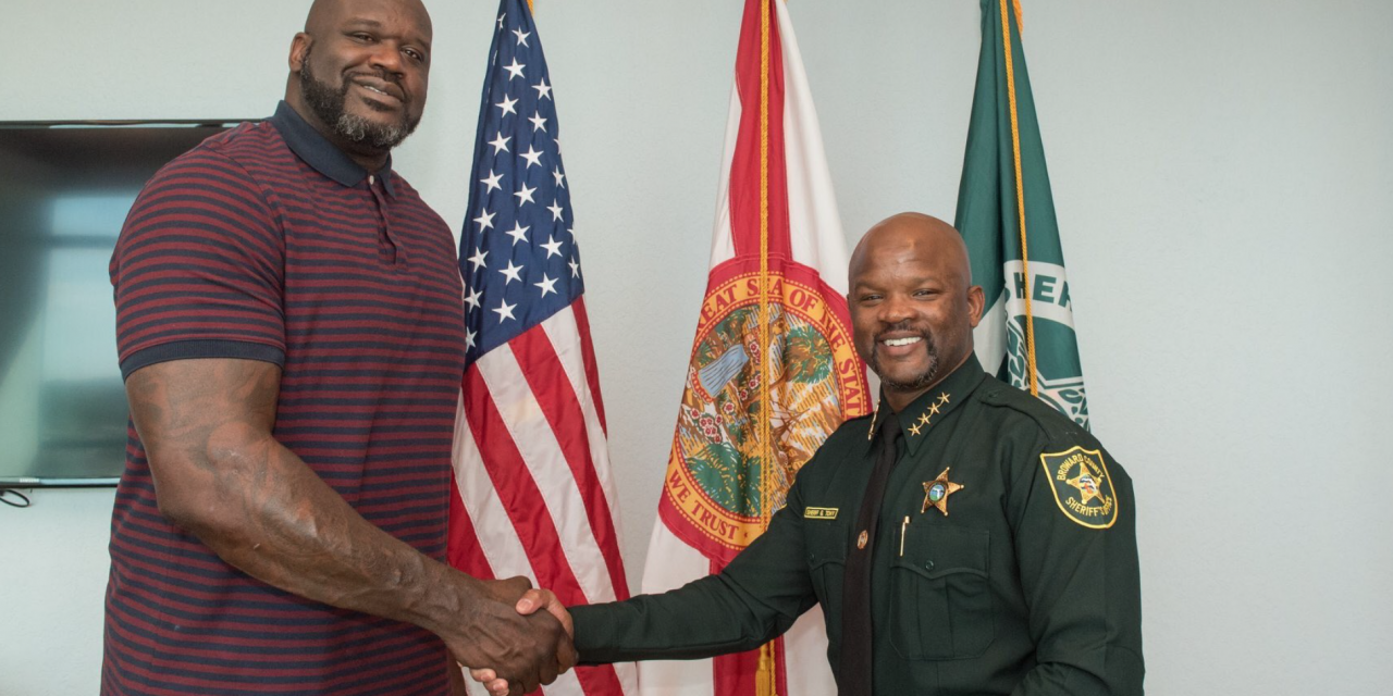 Shaq Sworn In As Deputy, But Here's What He Could Be Working On Next