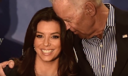 Biden: I Was Only Showing Affection To Women