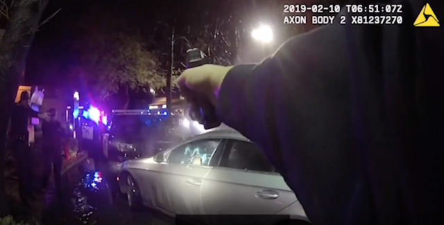 Vallejo Police Release Bodycam Footage Of Fatal Shooting Of Armed Rapper