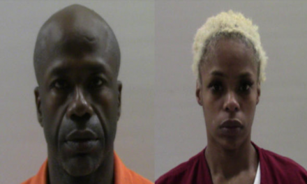 Police bust panhandler story, arrest husband and stepdaughter for murder