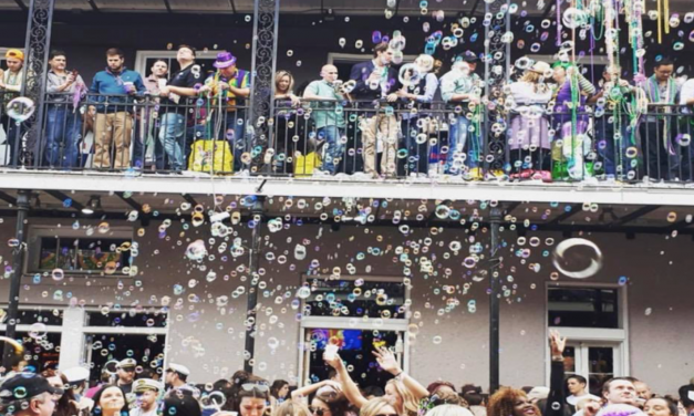 Policing Mardi Gras – A Love/Hate Relationship