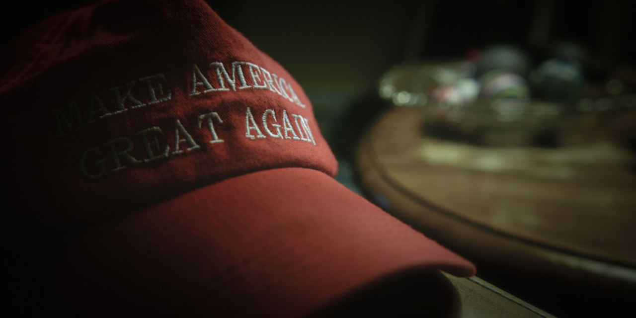 Woman slashes tires of SUV that had a MAGA hat inside