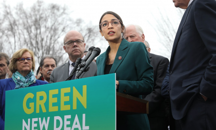Ocasio-Cortez's 'socialist' Green New Deal goes to a vote