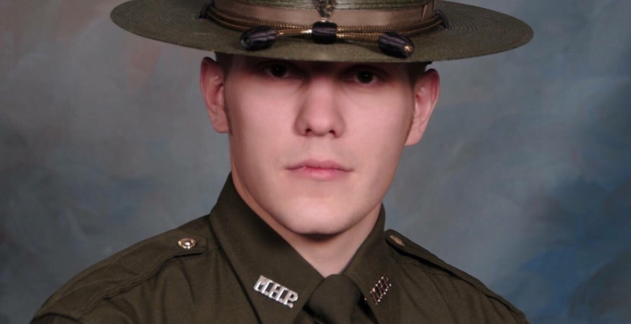 Montana Highway Patrol Trooper Shot, But Feeling the Blue Love in Utah