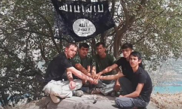 These cyclists claimed evil didn't exist. ISIS proved otherwise