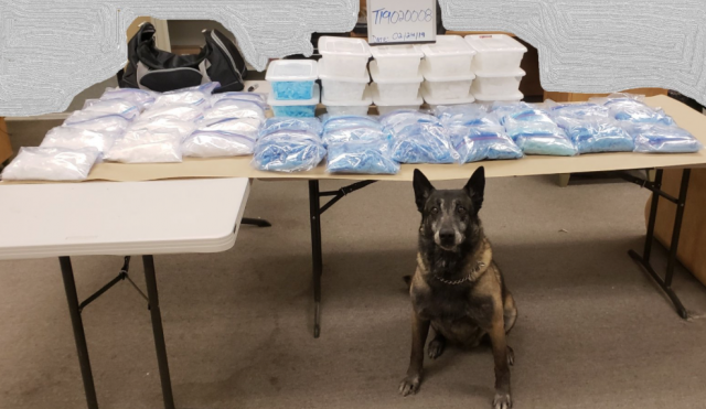 Police are finding 'Breaking Bad' blue meth all over the country