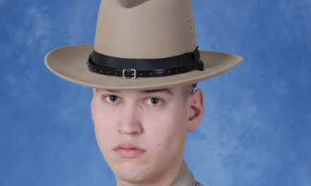 Boy tells cerebral palsy to go screw, becomes third-generation State Trooper