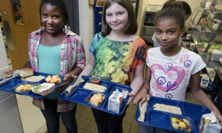 Kids of disabled veterans being denied school lunch