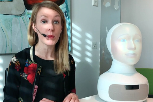 Robot Removes Bias From Hiring Process.  I'd Fire That Robot.