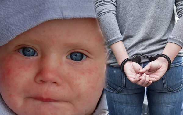 Will Police Soon Be Asked To Arrest Anti-Vaxxers?  And Will They Comply?