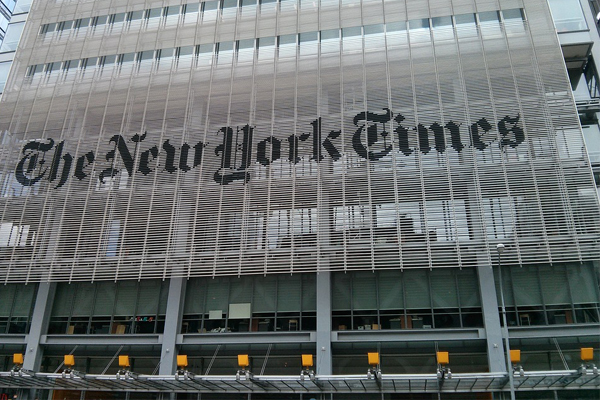 New York Times Issues Apology Over Anti-Semitic Cartoon Involving President