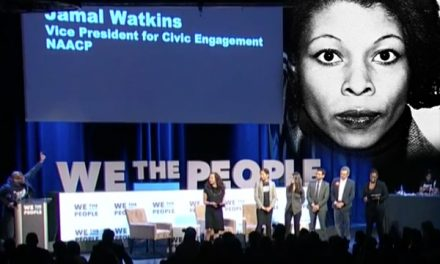Dems Open Conference With Chant From Cop Killer – This Is Our Response