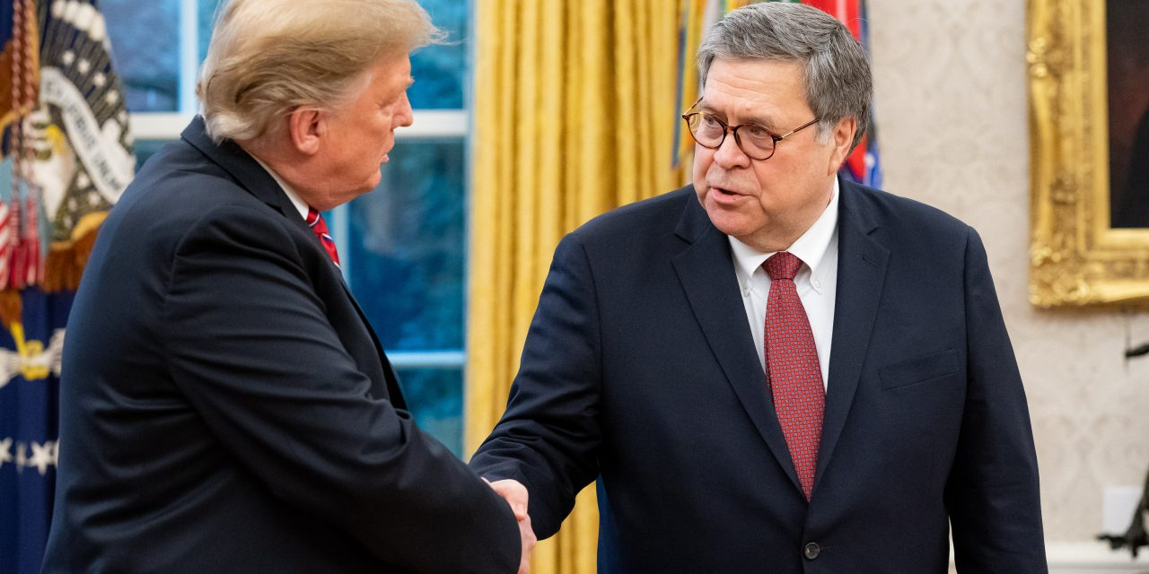 Attorney General Barr Might Be No-Show At Democrats Collusion Hearing