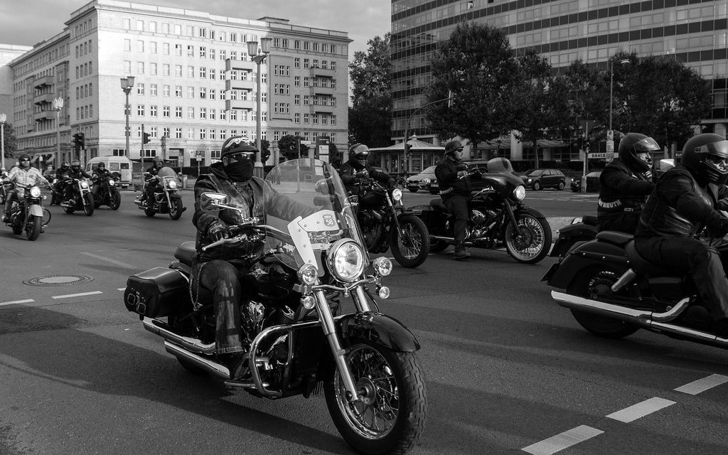 Police Are Profiling Bikers When They Should Be Destroying Gangs