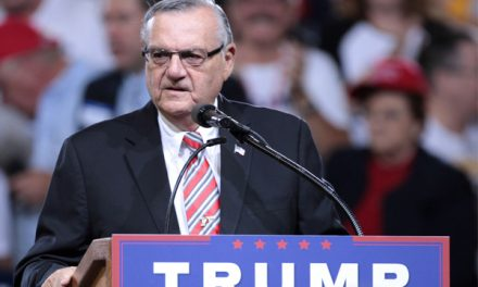 'America's toughest sheriff' is running again – it's Sheriff Joe time!
