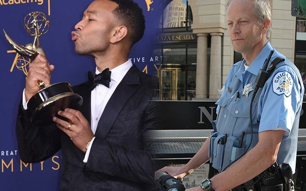Entertainer: The FOP Is A Threat To Police Reform.  Cop: You Should Stick With Singing.