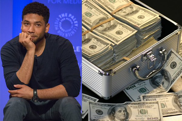 Chicago: You Owe Us $130,000.  Smollett: (Chuckles).  Chicago: Enjoy Your Lawsuit.