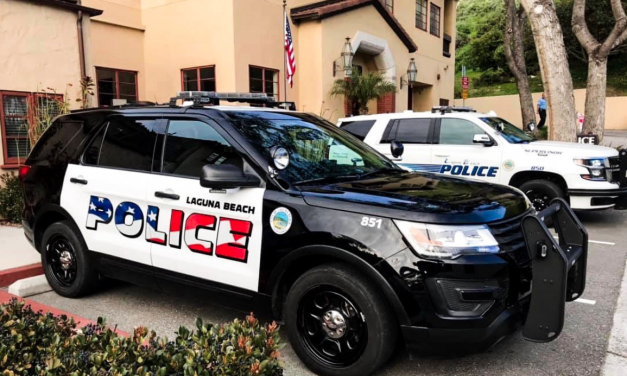 American Flag on Police Cars Triggers Total City Meltdown