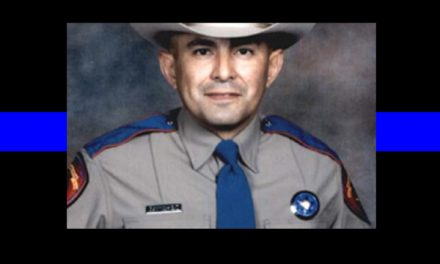 Fighting For His Life: Trooper Shot Near Mexican Border.  This Is Our Prayer.