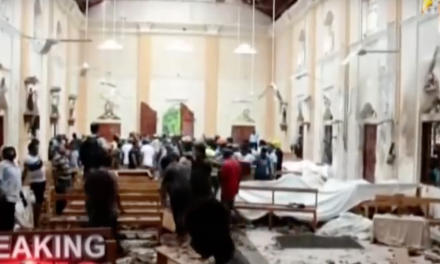 Day Of Terror: Hundreds Killed In Church, Hotel Attacks in Sri Lanka
