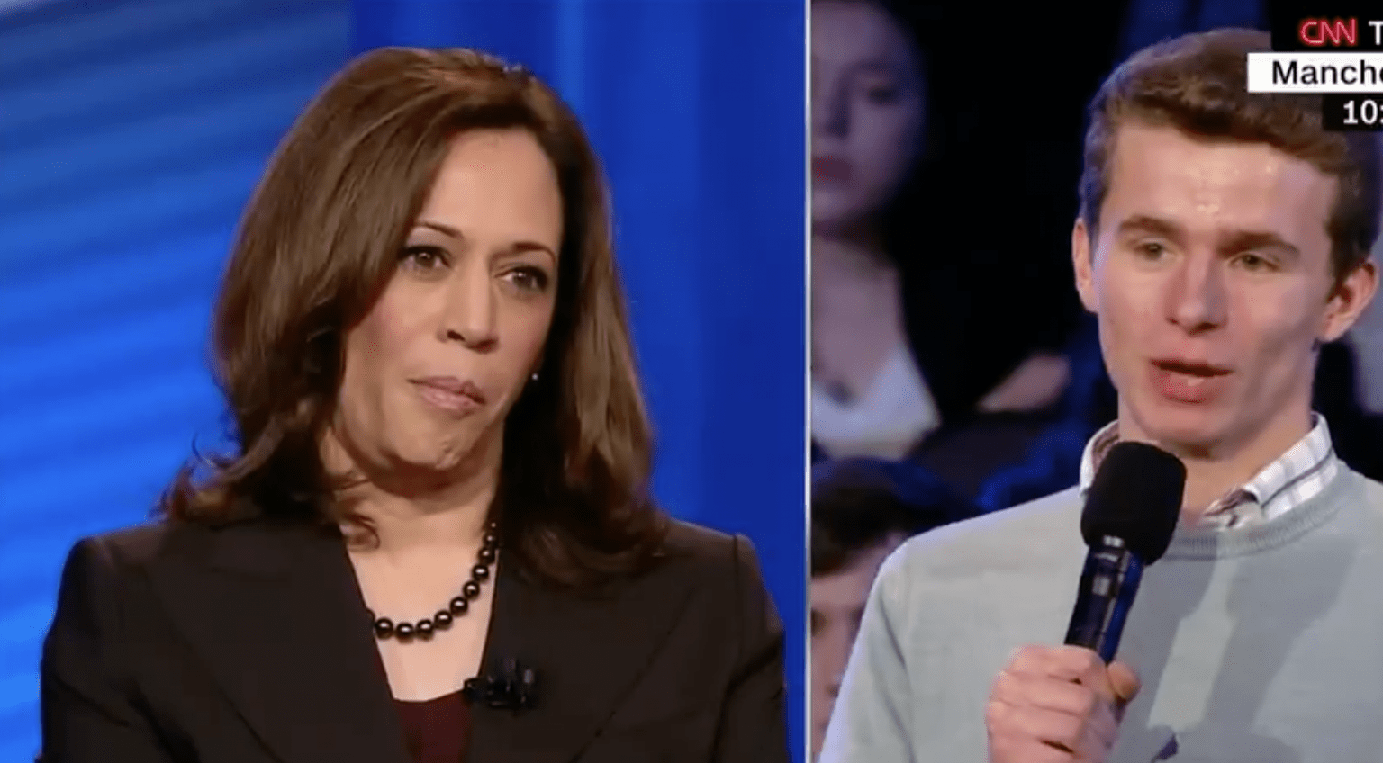 Flashback: Kamala Harris pledged to use executive order for gun control in first 100 days of presidency