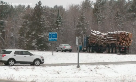 Maine State Trooper struck and killed by tractor trailer