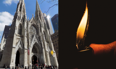 Man Suspected Of Trying To Burn Down NYC Cathedral