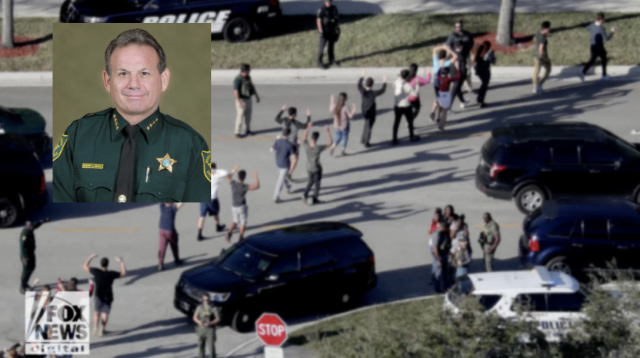 Cop Calls Out Democrats Who Say Parkland's Sheriff Suspended 'Without Good Cause'