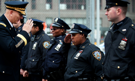 """Police leaders: New York's """"criminal justice reform"""" will get people killed and needs to be stopped"""