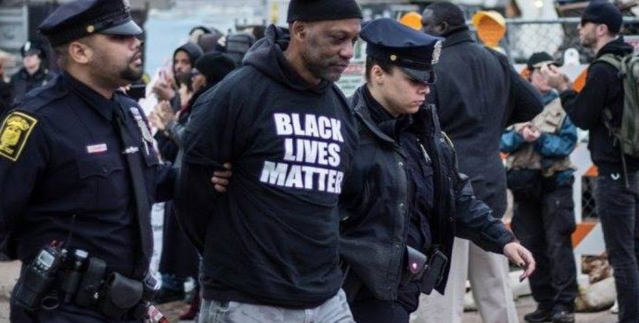 Social Justice Warriors Call for Protest in 'Anger' Following Officer Involved Shooting