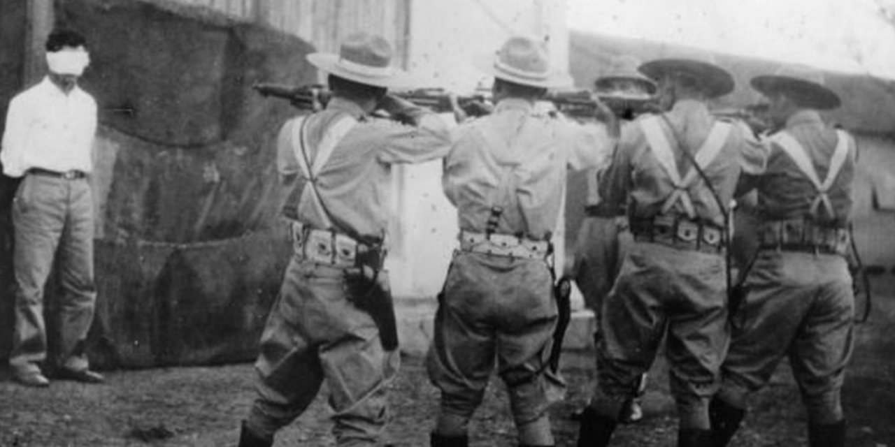 Lack of Resources Leads State to Bring Back Firing Squad