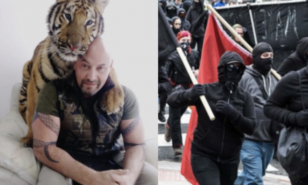 Anti-Fascist Activists Investigated for Trying to Stage 'Armed Rebellion'