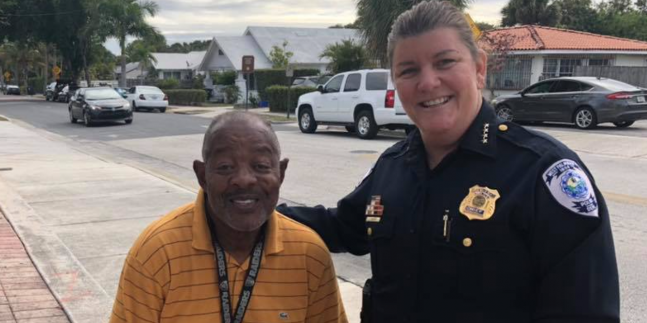 Florida Chief Asked to Step Down Immediately