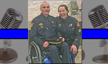 Profiles In Courage – He Was Shot, Died Twice, Left Paralyzed And Still Continues To Serve