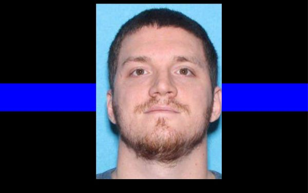 Captured: Police say this man killed an officer overnight and shot two others