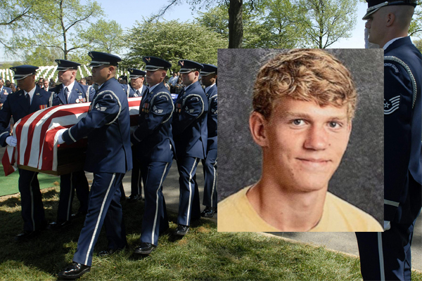 Update: UNC school shooting hero to be buried with military honors