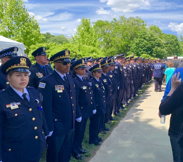 National Police Week Memorial Service