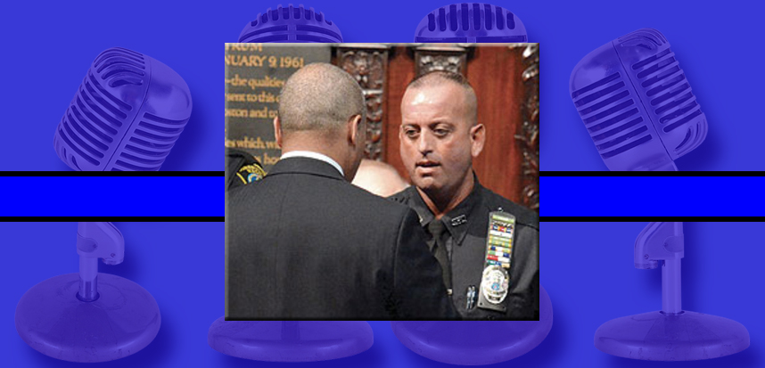 Profiles In Courage – Shot 6 Times And Barely Survived – Retired Detective Mario Oliveira