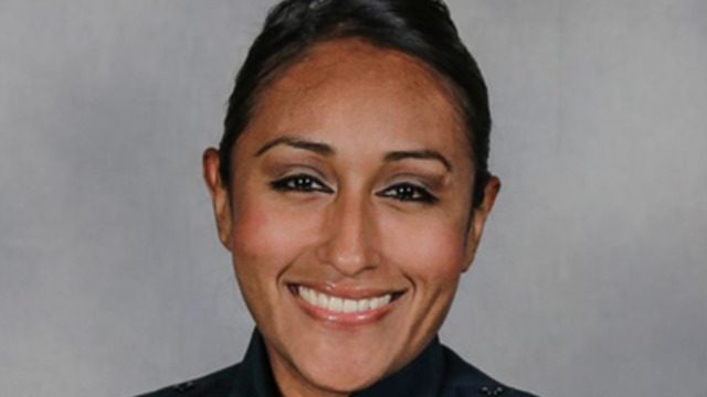 Officer Claudia Cormier San Marcos Police Department