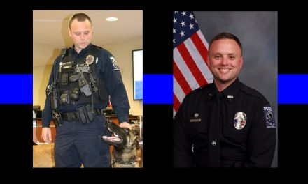 Hero Down: K9 Officer shot and killed during traffic stop