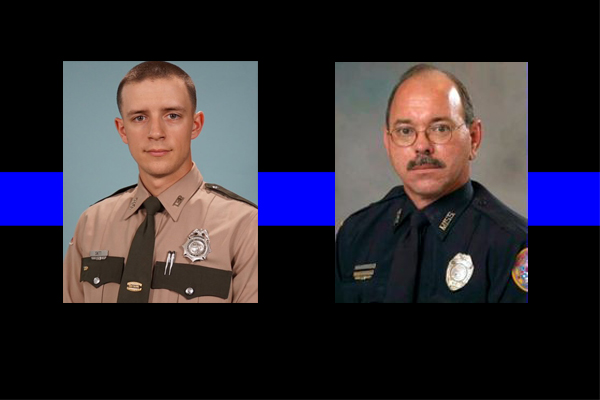 Officers Down: Tennessee trooper killed.  Suspect in murder of Mississippi officer arrested.