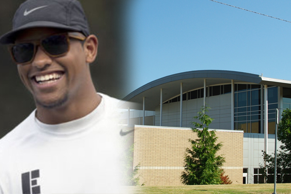 High school coach, former football player tackles shooter before trigger pulled