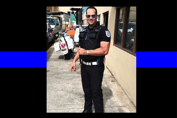 Officer Down: Jesus killed trying to stop carjacking.  Help find his killers.