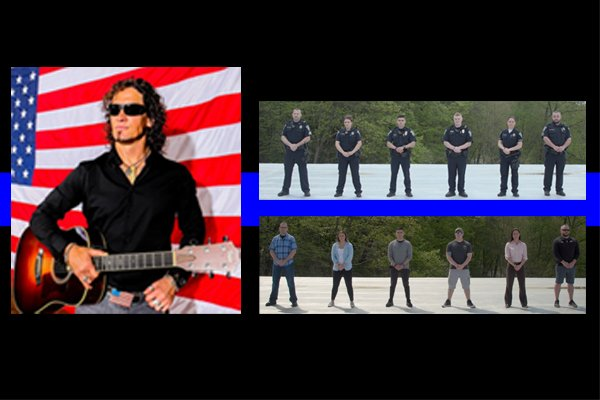 Officers Down: C.O.P.S., Dave Bray music video honoring fallen officers explodes