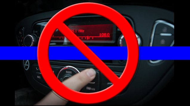 Officer-owned company kicked off radio because of what they sell