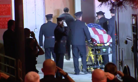 Hero Down: Firefighter killed, officer and two others shot