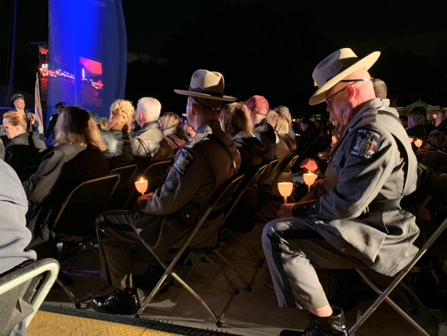 National Police Week Candlelight Vigil